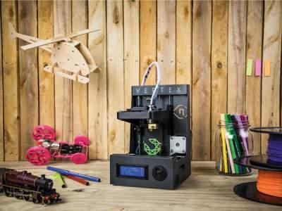 Noua imprimanta 3D K8600 Nano Vertex